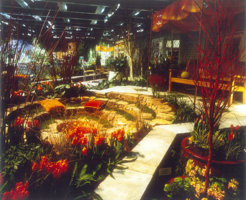 Northwest Flower and Garden Show 2000