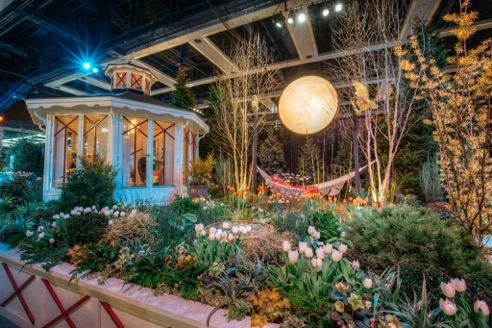 Northwest Flower & Garden Show - Best of Show - winners