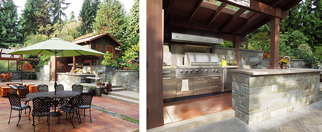 Creating Outdoor Kitchens in Seattle