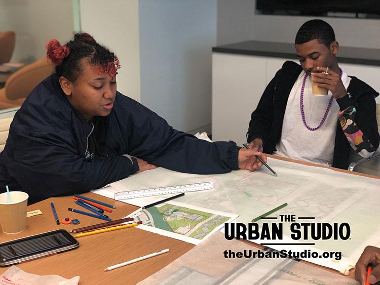 Urban Studio logo